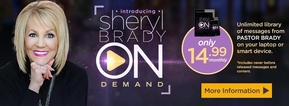 Sheryl Brady OnDemand